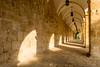 arcades (ToDoe) Tags: arkaden bogengang säulengang arcades jerusalem sun shadow laternen lampen tempelberg templemount