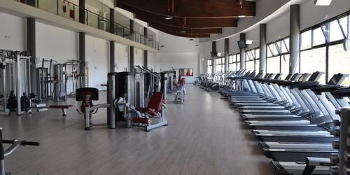 Estepona Gym Floor