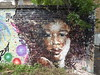Mr Shiz graffiti, Ladbroke Grove (duncan) Tags: graffiti ladbrokegrove nottinghill portobello shiz mrshiz girl