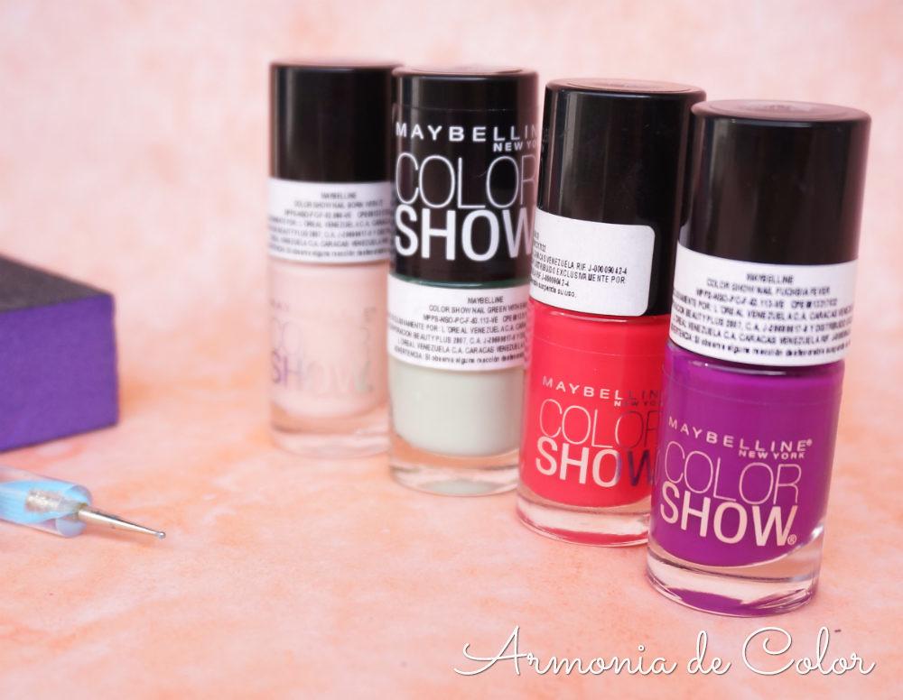 Color show 1