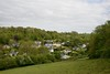 011-20150517_Vale Glamorgan-Heritage Trail 5-N end of Llancarfan Village viewed from NW from field path leading to Aberogwrn Farm (Nick Kaye) Tags: southwales wales landscape village glamorgan llancarfan valeglamorgan