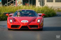Ferrari Enzo (*AM*Photography) Tags: auto road street car italian nikon european fast ferrari special exotic enzo spotted supercar millemiglia 1000miglia d3200 hypercar worldcars