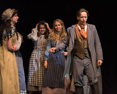 Poly Prep - Les Miserables - Dress Rehearsal (Steven Pisano) Tags: music newyork actors theater stage highschool musical acting drama performers lesmiserables polyprep