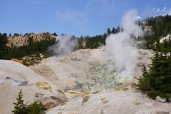 Lassen Volcanic NP (na~) Tags: california usa landscape us nationalpark np volcanic lassen usnationalpark