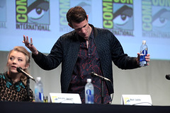 Matt Smith (Gage Skidmore) Tags: california mike john matt san comic diego smith center patient stefan le bradley convention natalie clive zero con dormer standen 2015 ruzowitzky