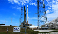 "Atlas V-401 / GPS IIF-10 Launch • <a style=""font-size:0.8em;"" href=""http://www.flickr.com/photos/12150483@N04/19569919398/"" target=""_blank"">View on Flickr</a>"
