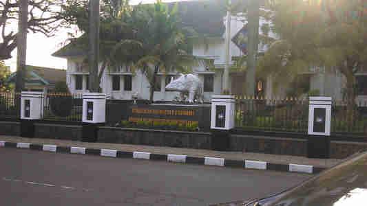 Gedung Korem 061 / Suryakencana Bogor