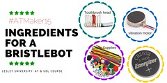 BristleBot (diane horvath) Tags: edtech makerspace bristlebots medfieldtech