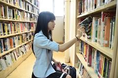 DSC_0766 (KAY_Law a_a) Tags: portrait cute girl beautiful beauty student pretty cosplay lovely 女孩 人像 外拍 人像外拍 學生 人像攝影 屯門 校服 女孩子 中學生 私影 女學生 人像拍攝 纖腰 瘦腰 香港女孩 黑子籃球 香港學生