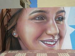 Graffiti / Street Art (paramonguino) Tags: streetart graffiti tenerife canaryislands islascanarias kanarischeinseln adeje 240715 p1290886 murodelaconvivencia copiarw886jpg