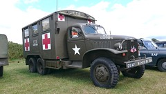 (71B / 70F ( Ex Jibup )) Tags: show plant car truck army moving construction war gun peace tank display crane military transport exhibit ambulance wheeled camouflage vehicle fighting stores armour bulldozer transporter logistics lifting tracked wrecker warpeaceshow