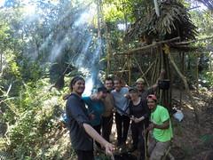 Photo de 14h - Dans la jungle avec Marie, Mathilde, Anaïs, Maxime, Erlan et Eddy (Bolivie) - 30.07.2014