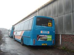 Strathtay - 433 - VLT183 - Traction-Group20050350 (Rapidsnap (Gary Mitchelhill)) Tags: strathtay strathtaybuses forfar buses greyday gloomy scotchmist