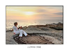 Woman drinking coffee by the ocean (sugarbellaleah) Tags: sky sunrise female ocean sea coffee drinking relaxing chillax people woman person thirsty caffeine morning couds sitting wellness wellbeing holiday vacation beach seascape landscape outdoors rocks water capuccino timeout sunlight glow barefoot enjoyment wonderful feeling energy day daybreak coffeebreak