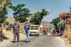 People of Lebanon (Normann Photography) Tags: 1992 lebanon scan20160927 unifil market kawkaba nabatiyehgovernorate lb