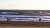 Zuma Beach #2 (Robert Borden) Tags: shore ocean surf jump run romp northamerica usa westcoast california californialiving ilovela californiamylove la losangeles malibu zumabeach excited cartwheel