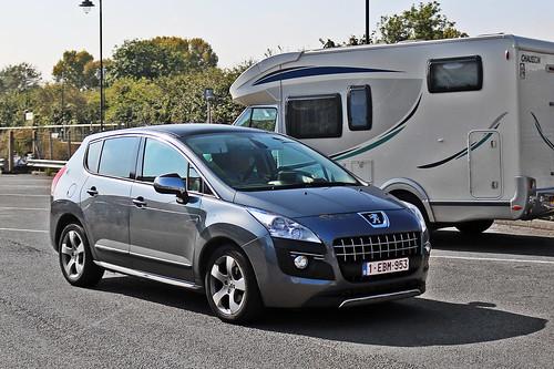 Peugeot 3008 e-HDi - 1-EBM-953 - Belgium