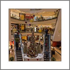 Letzte Geschenke kaufen (Last gifts) (alfred.hausberger) Tags: passau weihnachtseinkauf stadtgalerie