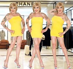 home13999-01 (Ann Drogyny) Tags: shoes legs heels crossdress crossdresser crossdressing cd tv tg ts transvestite transgender transsexual tranny tgirl glamour pinup mature cute sexy stockings nylons suspenders garters