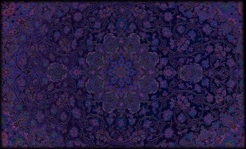 """Alfombras, espacios íntimos que simbolizan templos, árboles de la vida y el conocimiento, astros y paradisos. • <a style=""""font-size:0.8em;"""" href=""""http://www.flickr.com/photos/30735181@N00/31766537284/"""" target=""""_blank"""">View on Flickr</a>"""