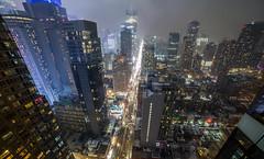 """""""Restless"""" - New York City, New York (JacobBagePhotography) Tags: new york city photography landscape rooftop longexposure"""