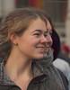 Portrait (Natali Antonovich) Tags: winter portrait brussels sweetbrussels belgium belgique belgie christmasholidays christmas profile smile mood grandplace
