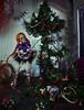 stolen Christmas (tehhishek) Tags: tolen christmas ooak custom monster high mattel model winter tree