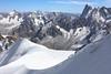 Three Comrades (witajny) Tags: mountains mountainside snow white landscape nature glacier france chamonix montblanc aiguilledumidi