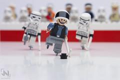 Imperial Hockey (Juldavs) Tags: 52x2017 lego starwars stormtrooper toyphotography toys