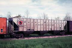 GN171659 (railohio) Tags: gn trains freightcar hopper coveredhopper slide explored