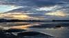 Low Tide And Sunset At Sandbanks (Tilney Gardner) Tags: sandbanks poole dorset nikon clouds seascape lowtide harbour boat