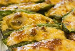Cheesay (solsetimo) Tags: macro monday mondays macromondays macromonday jalapeno popper chili cheese queso say saycheese