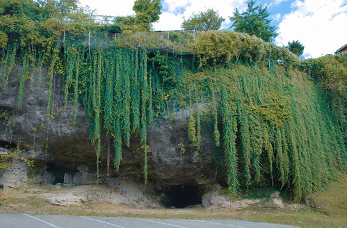 Beneath Kranj oldtown