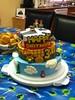Toy Story birthday cake (splinky9000) Tags: petawawa ontario happy birthday party toy story cake bullseye sheriff woody cowgirl jessie little green men aliens lotso huggin bear buzz lightyear