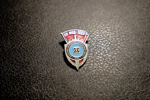 """Chernobyl Liquidator Badge • <a style=""""font-size:0.8em;"""" href=""""http://www.flickr.com/photos/148075881@N07/32668985622/"""" target=""""_blank"""">View on Flickr</a>"""