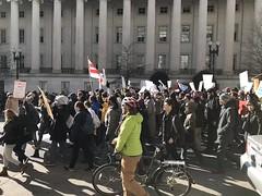 No Muslim Ban 2 Washington, DC 🇺🇸 #MuslimBan