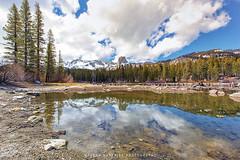 Morning Reflection (hazarika) Tags: california reflection sierras lakemary canon1635mmf28liiusm canon5dmarkiii
