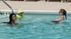 Pool Time (11) (tommaync) Tags: blue vanessa people water pool hat june yellow nc nikon durham outdoor northcarolina brenda matias 2015 d40