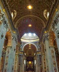 St. Peter's (JWY80) Tags: rome church sanpietro