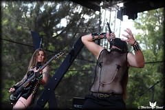 ENEMA SHOWER  at Flesh Party Open air fest 2 (Martin Mayer - Photographer) Tags: 2 party music metal flesh shower photo foto open martin live air mayer fest grind core enema cocncert