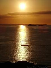 Perfect evening in Britanny (Fabrice Tarres Photography) Tags: travel sunset holiday france art photography photo paddle fabrice channel saintmalo britania tarres eosrebelt1i fabricetarres