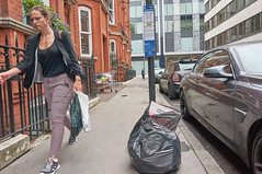 20150713-14-40-30-DSC02824 (fitzrovialitter) Tags: street urban london girl westminster trash garbage fitzrovia camden soho streetphotography litter bloomsbury rubbish environment mayfair westend flytipping dumping marylebone redplace captureone peterfoster fitzrovialitter