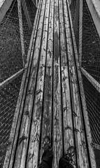 other side (Mange J) Tags: bridge blackandwhite bw water river se stream closed pentax sweden steel exploring steps sverige curiosity vrmland squeaking sigma1020 creaking munkfors pentaxart vrmlandsln magnusjakobsson k5ii