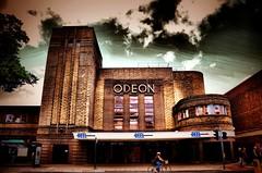 The big picture ! (CJS*64) Tags: york cinema colour nikon yorkshire retro artdeco nikkor dslr northyorkshire daytrip dayout nikkorlens daytripper tonemapped d7000 18mm105mmlens
