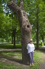 L'Arbre au fil du Temps (Pierre Éthier) Tags: art extérieur visage abstrait méditation treesubject artfiguratif d300s nikond3oos