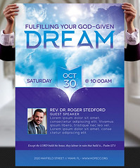 Dream Church Flyer and Poster Template (godserv) Tags: camp cloud men church youth season concert flyer purple contemporary dream christian dreaming retreat convention change conference series leaders sermon template leadership gospel biblestudy evangelism motivational expectancy godserv