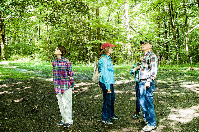 Kryway Family Ecotour - Morgan-Monroe State Forest - August 7, 2015