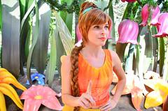 Fawn (EverythingDisney) Tags: animal disneyland disney pixie fairy fawn talent dlr pixiehollow