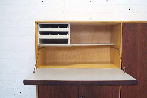 Retro Design Kastje : Pastoe berkenserie kast cees braakman bergmeubel jaren 50 60 retro