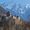 Schloss Vaduz, Liechtenstein (pom.angers) Tags: panasonicdmctz10 2012 vaduz liechtenstein march castle alps 100